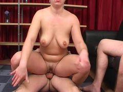Russian blonde mature sex