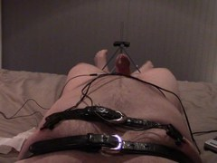 Estimed by Friend while tied up
