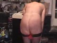 Busty Mature Masturbating