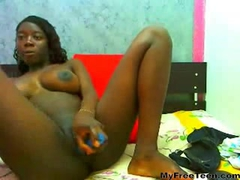 Amazing Black Teen Show All On Webcam teen amateur teen cumshots swallow dp anal