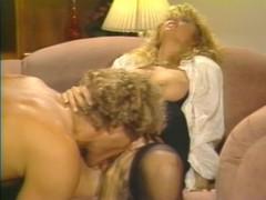 Blonde Gets Cummed On - Dreamland Video