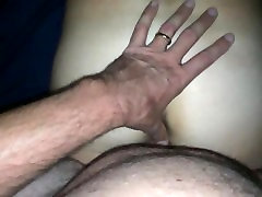 Fucking and then dildoing wifes cunt