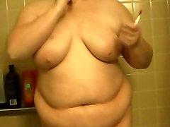 BlueEyes2013 BBW Pussy Shaving