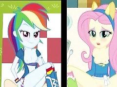 My Little Pony: Equestria Girls Gone Wild