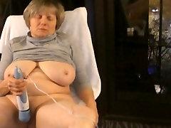 Best mature 12 orgasms hotel window exhibitionist MarieRocks
