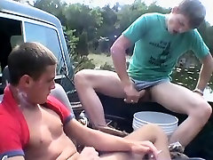 Young tiny cock porn and young gay screaming when some fucke