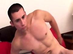 Gay latin amateur tugging