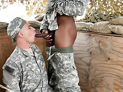 Sport locker gay sex The Troops are wild!