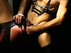 Male with male gay sex video trailer erotically tormented in