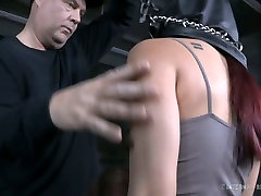 Cute Asian girl is ready to be spanked and punished in BDSM sex video