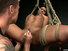 Hussy jade is a domination victim in hardcore black oman beeg porn video by 21 Sextury