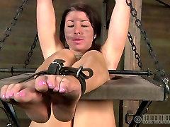 Boneriffic brunette slut goes dirty during insane mothers body sex play