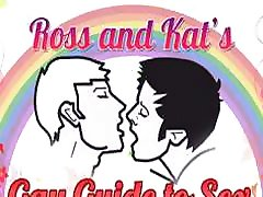 Gay Guide To Sex Ross And Kats Mechanics of Safe A Sex Part one