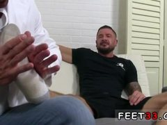 Gay male porn with twins first time Dolfs Foot Doctor Hugh Hunter