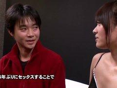 Shou Nishino Ban SEX Amateur Men And The First