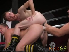 Fat gay fist and gay cum in ass and fisting free videos Jacob Peterson