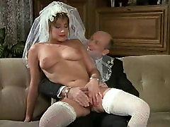 Hot Bride German squirt in moud Film