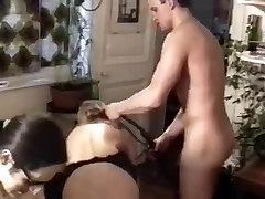 French sub wife gangbanged