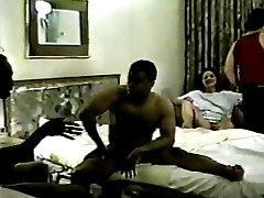 White Wife&039;s Kinky johnny sina lisa ann Black Gangbang 2