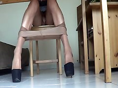 Under table