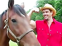 Horny Cowboy Zeb Atlas