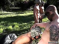 Cute gay emo porns Taking the recruits on their first run
