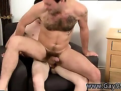 Image of hairy guy showing dick and the art of sucking a sle