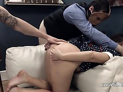 pleasing whitney westgate in stockings anal action in gangbang