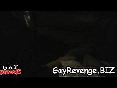 Non-professional gay give a precious ride