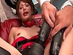 Mei Aso moans in extreme pleasure as she squirts indoors