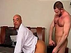 Young gay twink fucking mother The daddies kick it off with some real