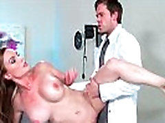 Horny Sluty Patient Diamond Foxxx Come To Cabinet And Bang With Doctor clip-22