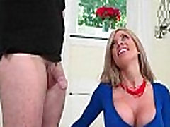 Busty slut get banged in the office 25