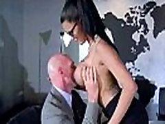 peta jensen Big Boobs Girl Enjoy hard Style Sex In Office clip-25