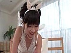 Horny angel, Maria Kotobuki, likes to fuck hard