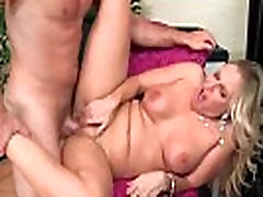 Secretary with big natural boobs fucked by boss 03