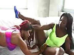 Sex On Camera With Hot Big Butt Ebony Beauty Girl Tara Fox video-27
