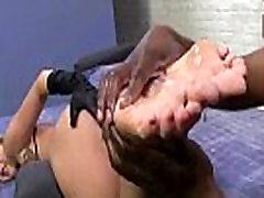 Black Meat White Feet Fetish Porn Video 04