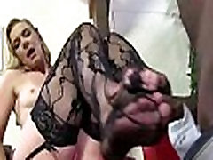 Black Meat White Feet - Interracial Foot Fetish Porn Video 20