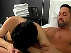 Hot baseball twinks fucking in locker room and erotic gay sex movies