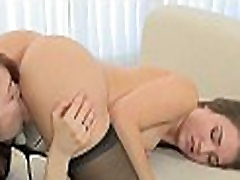 Charming sex with lesbian babes