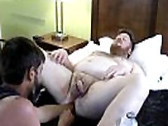 Black guy fists gay twink tumblr Sky Works Brock&039s Hole with his Fist
