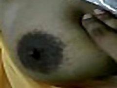 Desi Indian Wife Boobs Nipple Sucked - IndianHiddenCams.com