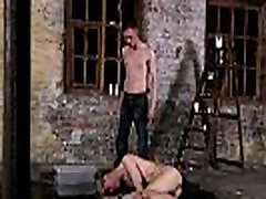 Gay twink boy feet movie tumblr Chained to the warehouse floor and