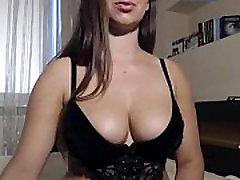 Pretty Big Boobs Babe Gets Slutty - Live at FAQcams.com