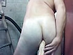 anal gaping penetration gay machine and loud joey moan d