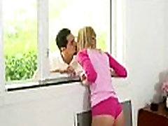 Innocent Teen Amateur Get Her Tight Pussy Nailed Deep 11