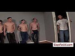 Bukkake Boys - Gay Hardcore Sex from wwwGayzFacial.com 26