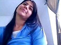 Cute indian girl taking selfie wd cute boobs n pussy