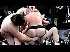 Fat ass chubs getting spanked fisted free clips gay first time Fists